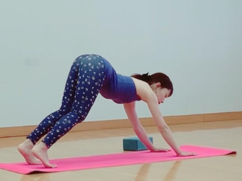 【ゆがみ改善ヨガレッスン♪】たった1回で身体の動きがよくなる!の画像