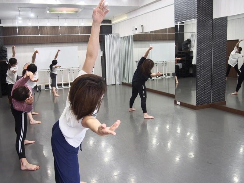 【週末☀️】邦楽曲でジャズダンスレッスン(初/中級クラス)@吉祥寺の画像