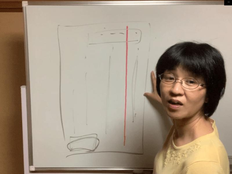 【実用書道】漢字がキレイに見える法則の画像