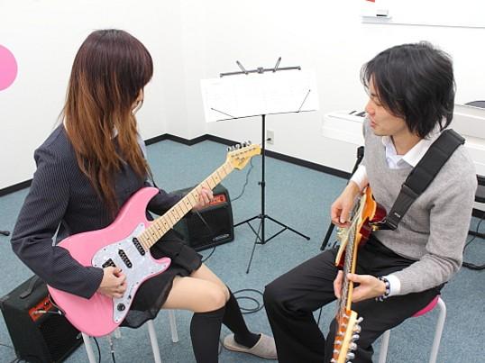 エレキギター入門講座の画像