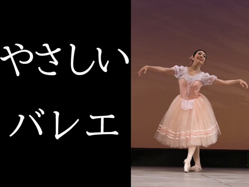 バレエ入門40分【オンライン】(少人数制)の画像