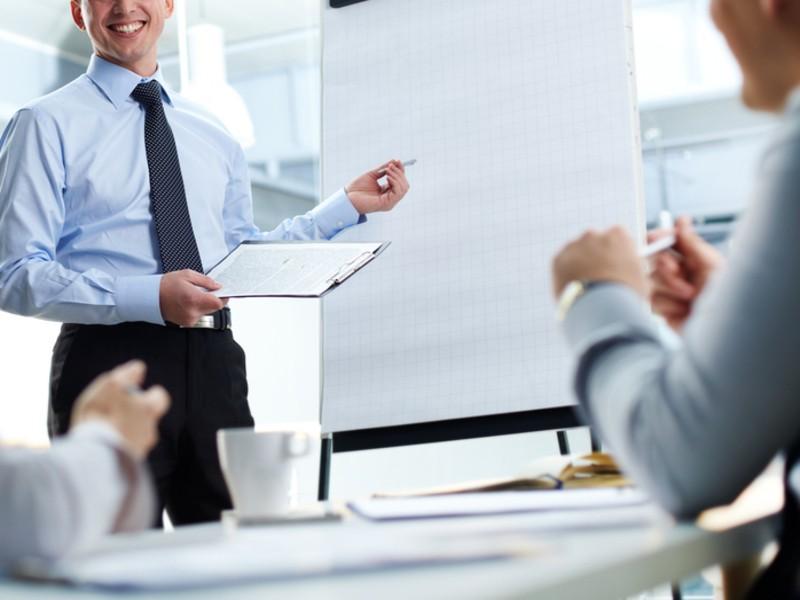 オンラインで学べる!英語ビジネスプレゼンテーションスキルの画像