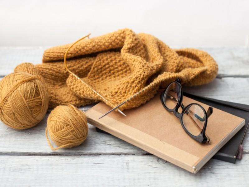 お好きな作品を編めるオンライン編み物講座 ★個別★60分★の画像