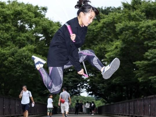 縄跳びマスターになろう!日本チャンピオンによる2重跳び講座!の画像