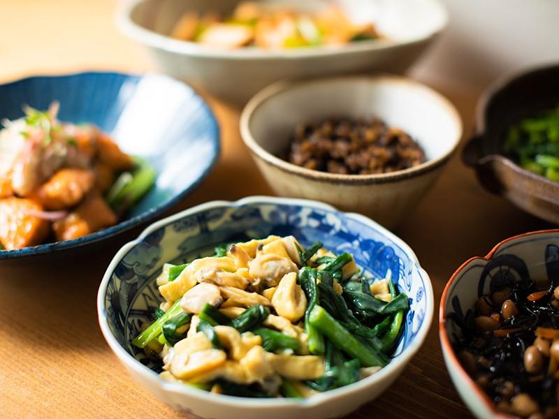 オンライン料理教室☆「かわかみ家」の土曜日ごはんの画像