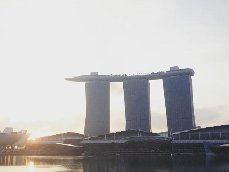 【ステイホーム中の大人の海外旅行】シンガポール旅行をオンラインで!の画像