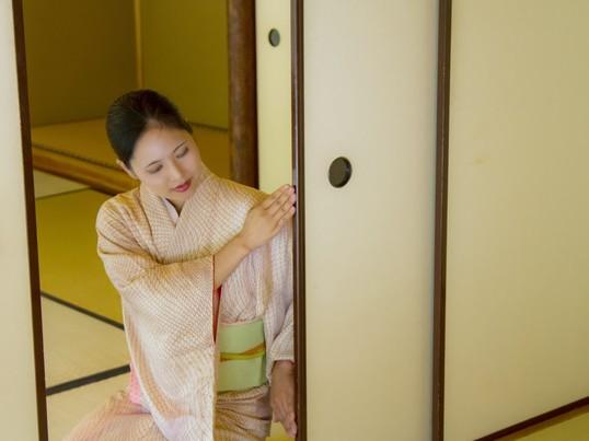 オンラインで日本舞踊の画像