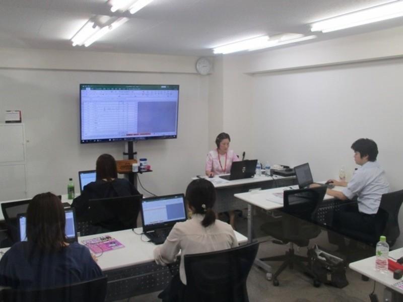仕事で使える「Excel基礎」1日講座!スクールが運営の画像