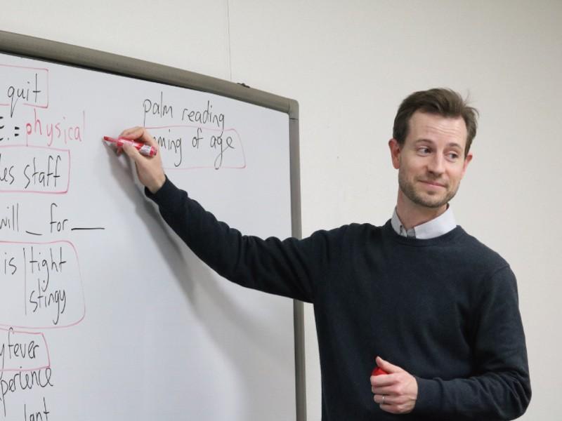 【オンライン英会話】ネイティブ先生と30分のフリートーク(中級)の画像