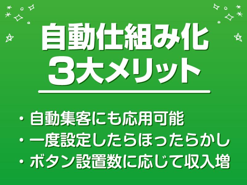 【LINE副業】LINEに自動で働いてもらう仕組化勉強会の画像
