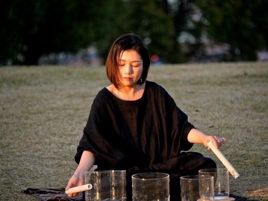 水晶瞑想(クリスタルボウル)パワーがわかり瞑想が最高体験になる!!の画像