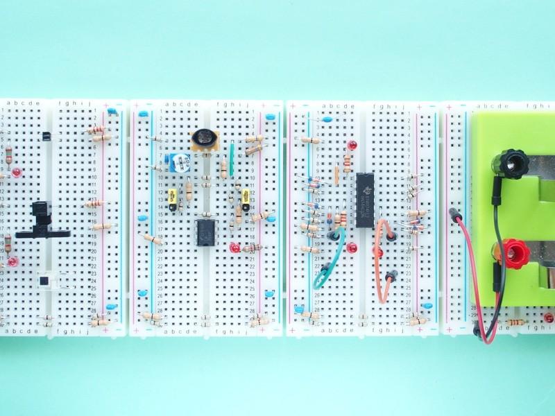 IoTエンジニア養成講座 電子回路・エレクトロニクス編の画像
