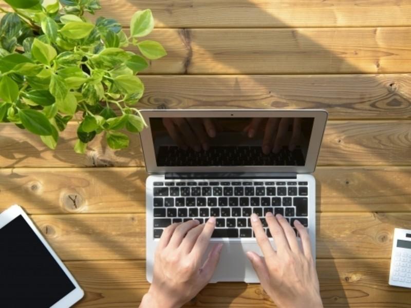 在宅ワーク効率UP!自宅にホームオフィスを作ろう!の画像