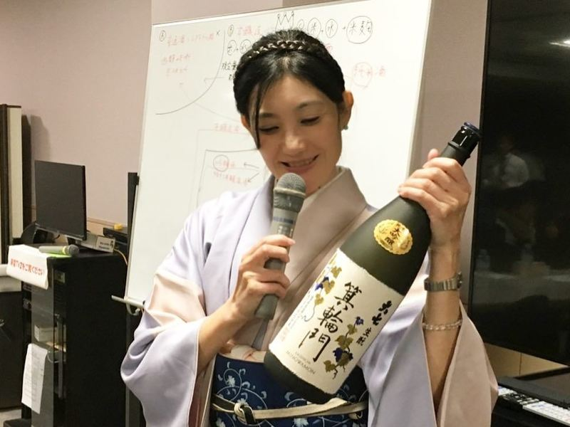 SAKE DIPLOMA 二次対策&コツを伝授!個別きき酒レッスンの画像
