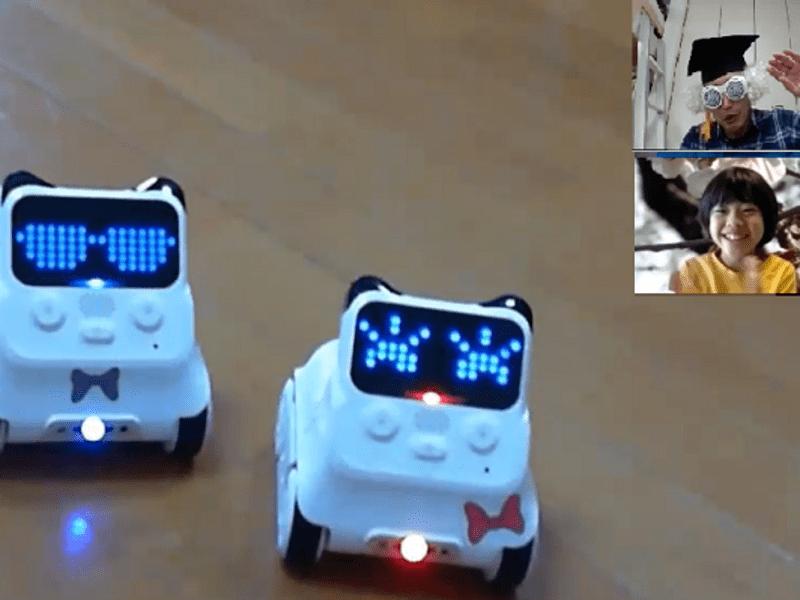 (子ども向け)ロボットでダンスプログラムを作ってみようの画像