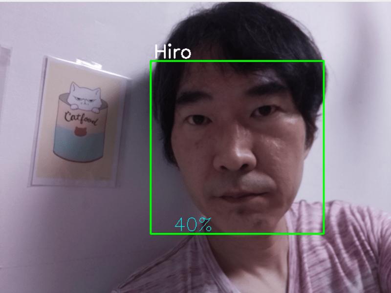 ラズパイとOpenCVを使ってリアルタイムの顔認識を行ってみよう!の画像