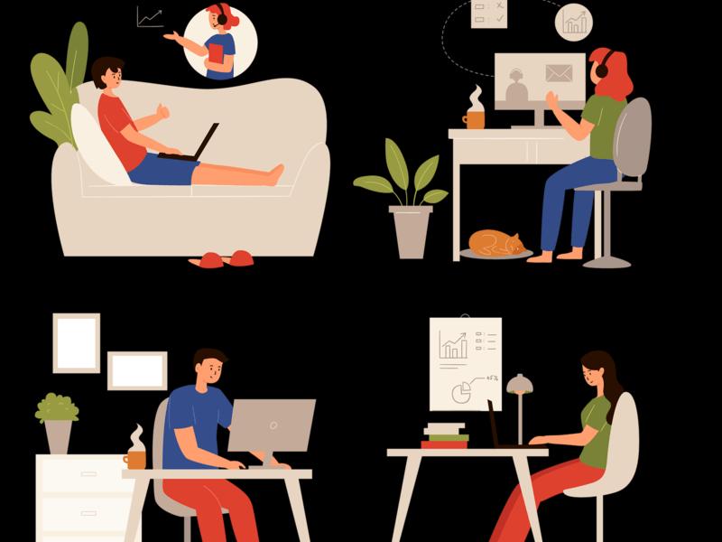 大変身!「成功をつかむ」ZOOM・オンライン背景デザイン個別講座の画像