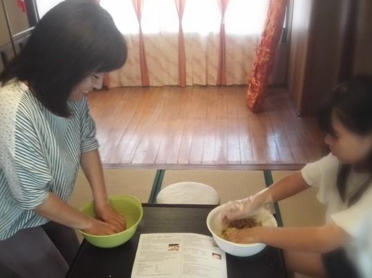 菌活♡軽やかに作れるおからを使った味噌作りの画像