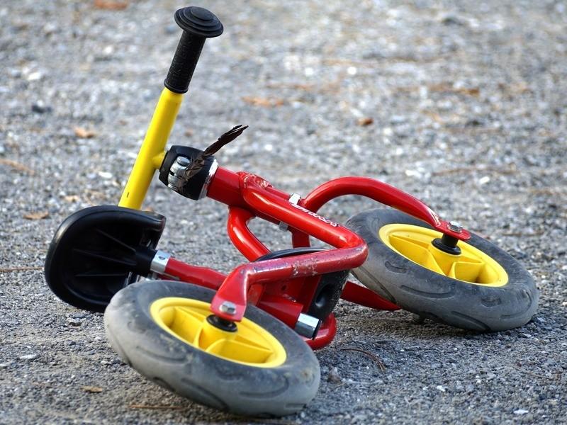 個別自転車レッスンで自転車に乗れるようになろう!~補助輪外し編~の画像