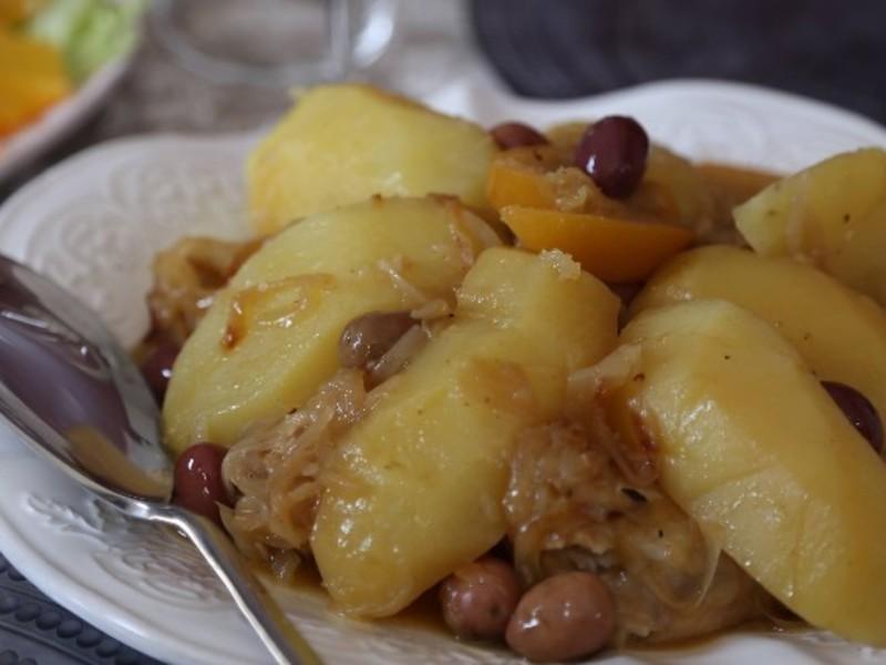 【イタリアン&モロッカン】★フライパン1つで作る地中海料理★の画像