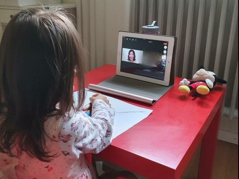 【ぷち】マンツーマン!2歳からのオンライン知育教室の画像