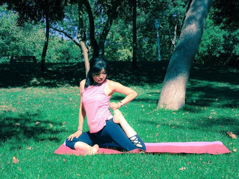 【オンライン】朝ヨガとマインドフルネス瞑想 60分の画像