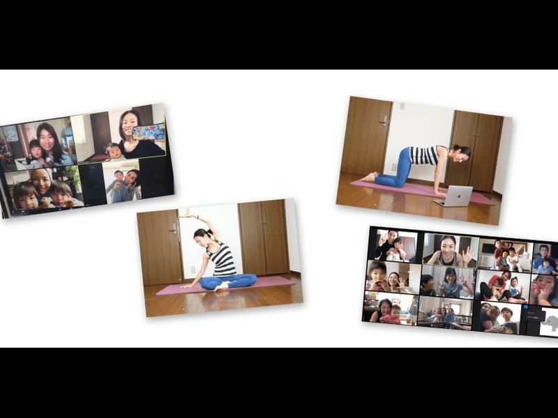 【体幹強化】フローで動くピラティス オンライン(土曜10時)の画像