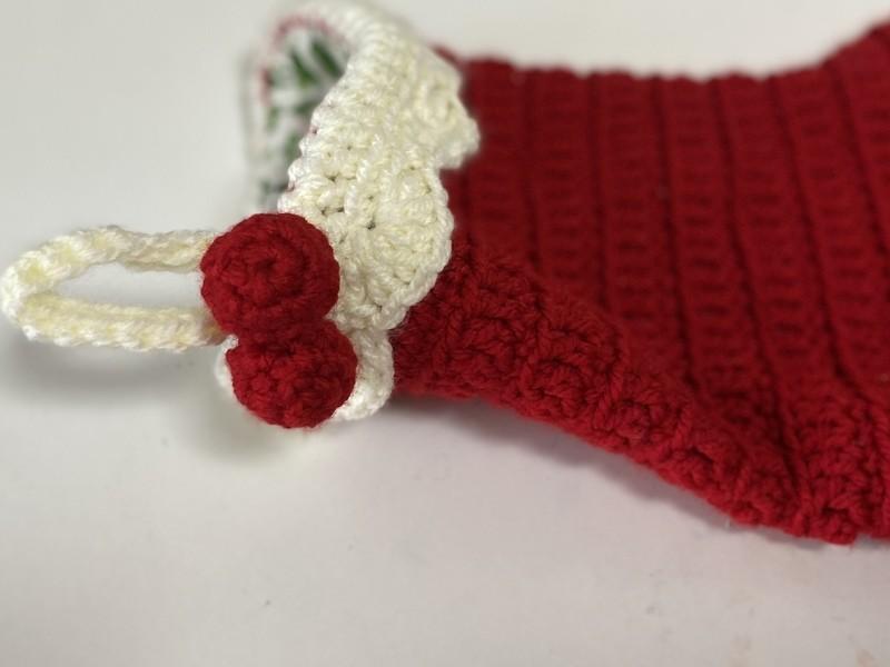 クリスマス おおきな靴下を作って飾ろう〜(2020/11~12月)の画像