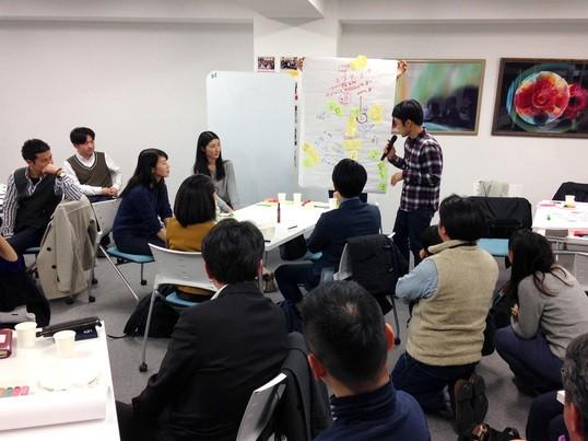実現したい未来を共に創るための共創型リーダーシップ体験講座の画像