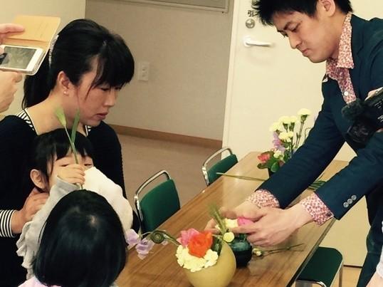 【初心者大歓迎】自由にお花を選べるはじめてのいけばな体験の画像
