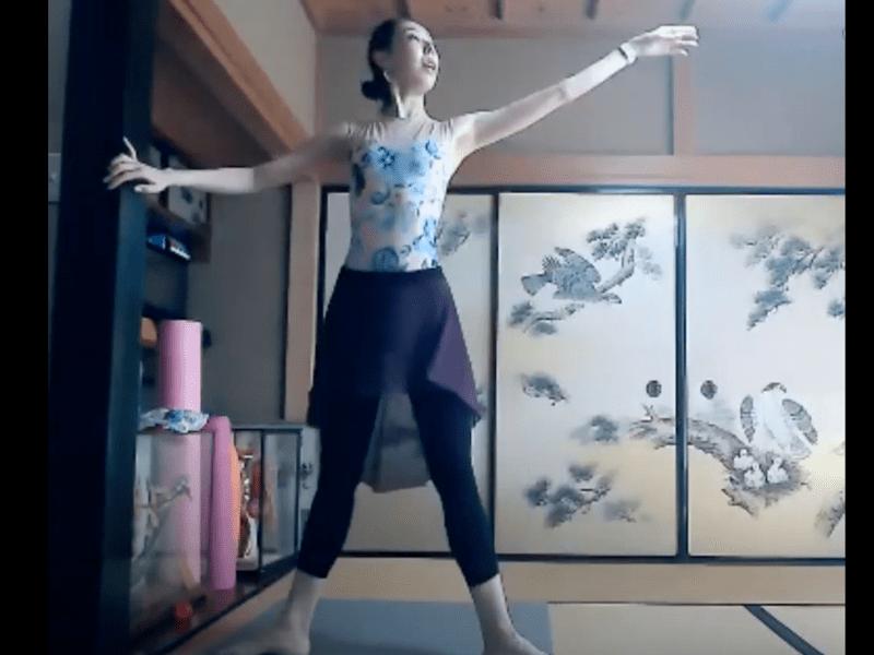 [音楽のテーマが毎回変わる]大人のバレエオープンクラス♪ の画像