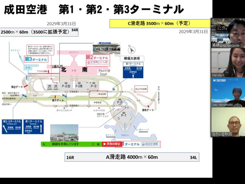 【オンライン体験&学び】成田空港&周辺駅探索★幻の成田新幹線の遺構の画像