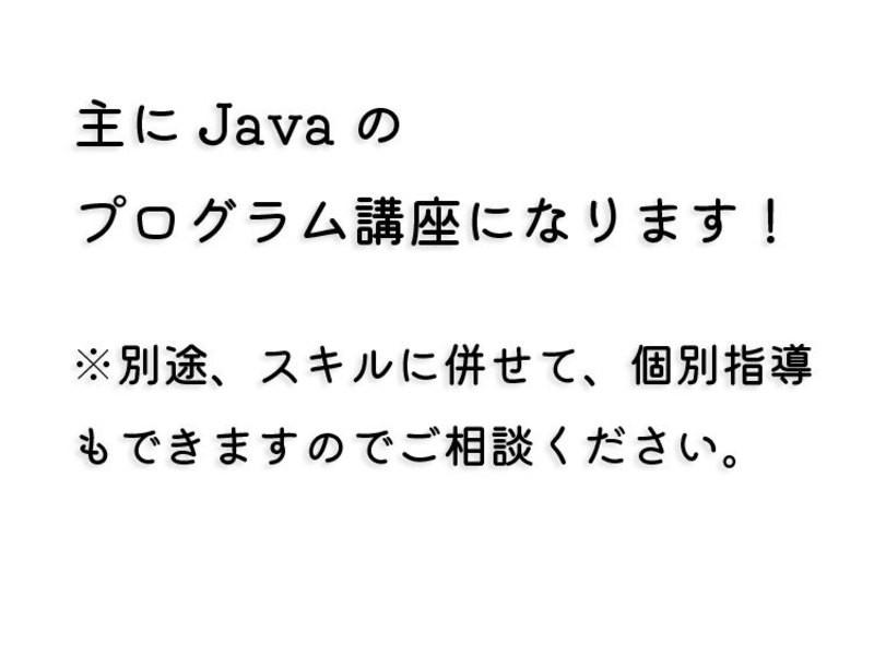 プログラミング基礎を身に着けよう(Java,VBA,PHP,JS)の画像