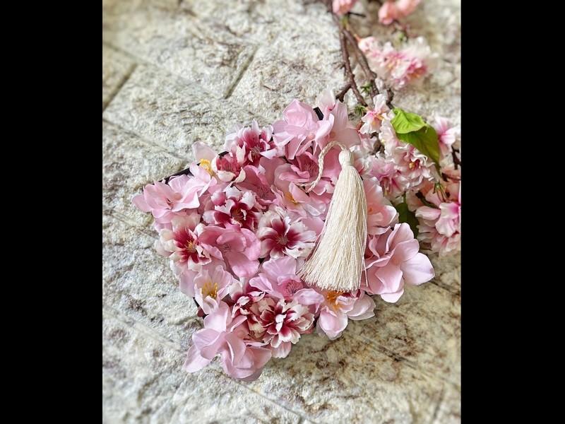 春色SAKURA  ボックスアレンジメント(フラワーアレンジ)の画像