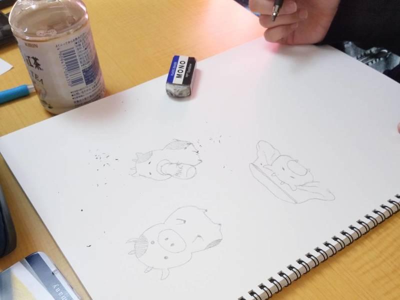 趣味の副業ワークショップ『初心者向けLINEスタンプ作り』の画像