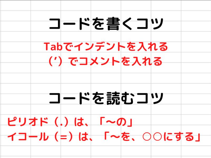 エクセルマクロVBA②~変数と3つのステートメントを学ぼう【基礎】の画像