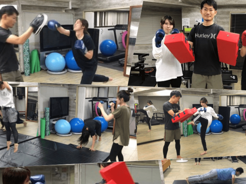テコンドー基礎習得クラス ~蹴りの動きで体幹と姿勢を強く美しく~の画像