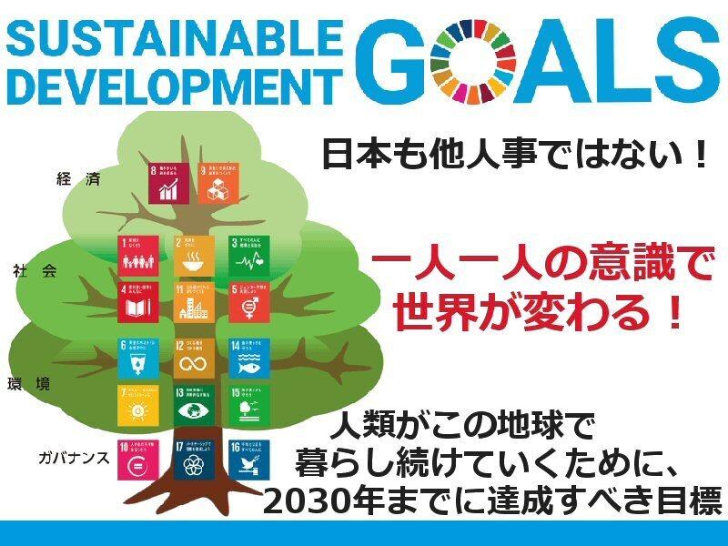 資格講座【SDGsライフアドバイザー】世界経済を消費者として捉えるの画像