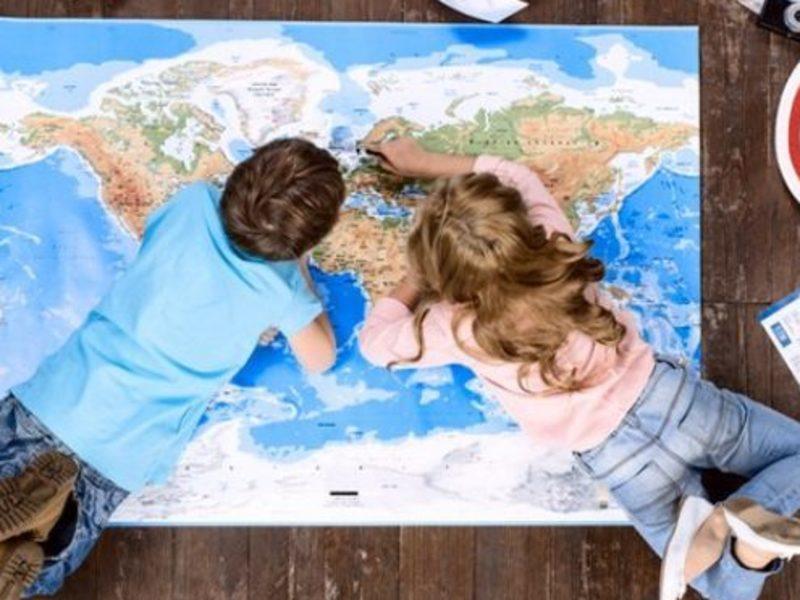 英語でキッズアート(3歳~9歳)の画像