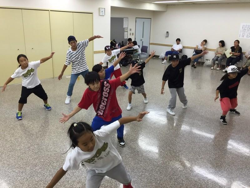0からの☆やさしいキッズHIP-HOP ダンス【未就学児体験】の画像