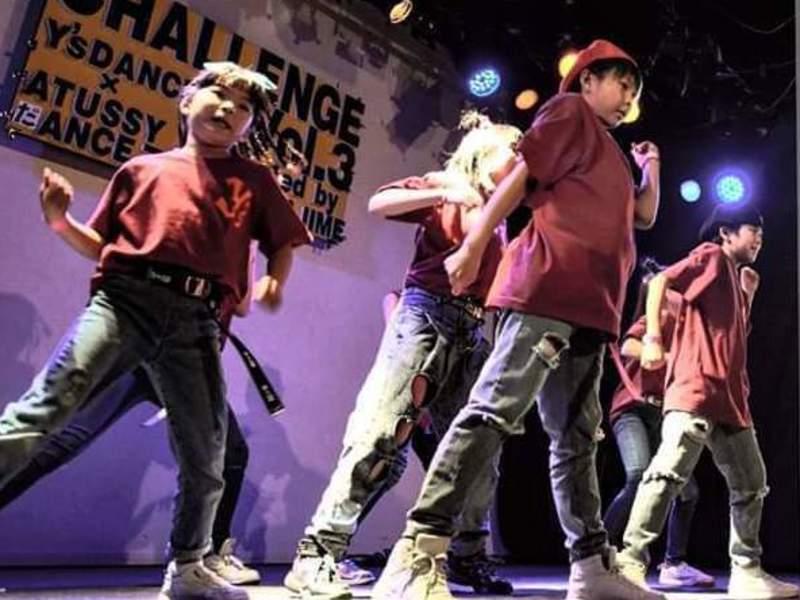 0からの☆やさしいキッズHIP-HOP ダンス【小学生体験クラス】の画像