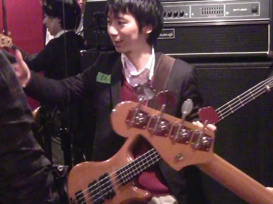 大阪開催!スラップベース奏法1Day超入門レッスン【淳ちゃんねる】の画像
