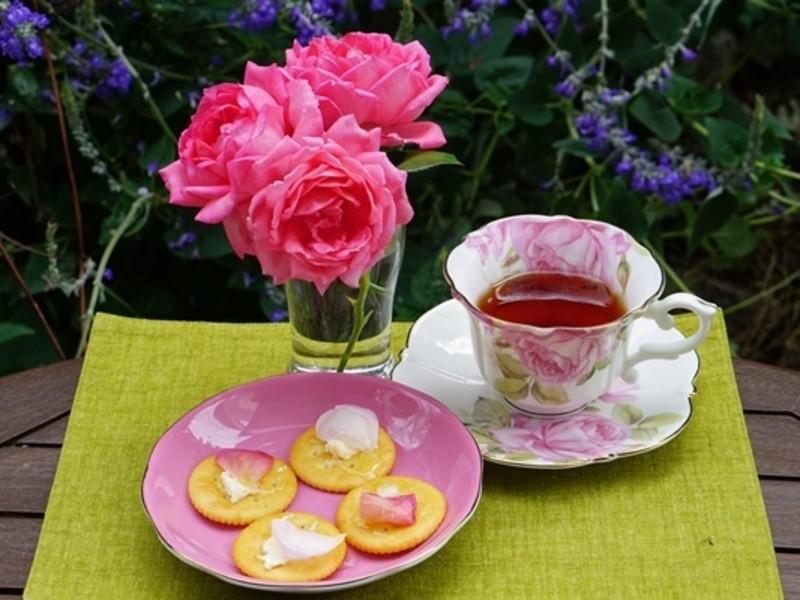 バラの香りを選んで作ろう!ローズクリーム手作り体験でバラ香る暮らしの画像