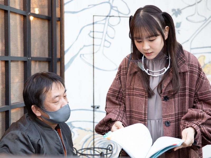 【オンライン講座】映画監督から演技の基本を学べるワークショップの画像