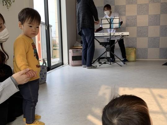 1〜3才児対象★親子で音楽コミュニケーションの画像