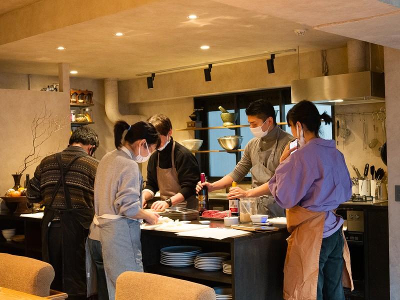 料理を理論で学ぶ1日レッスン 一般料理ハンバーグ編(横浜)の画像