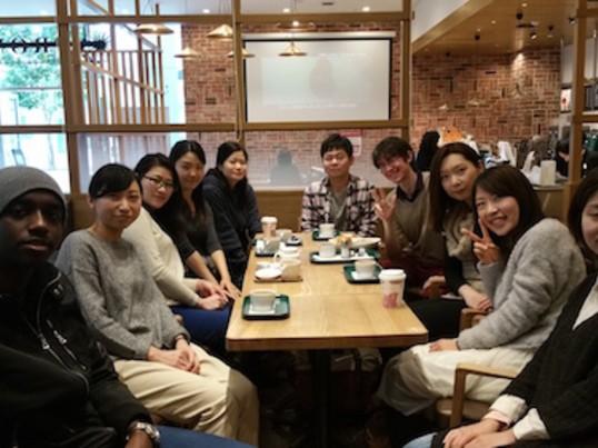 EIGO!カフェ【英語を身につけましょう!】の画像