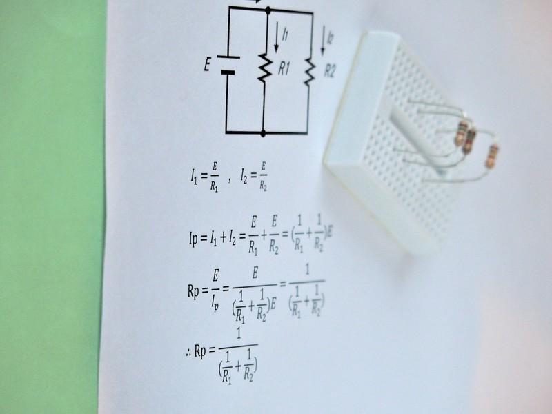 電子工作入門  LEDの点灯で学ぶ初めの一歩!の画像