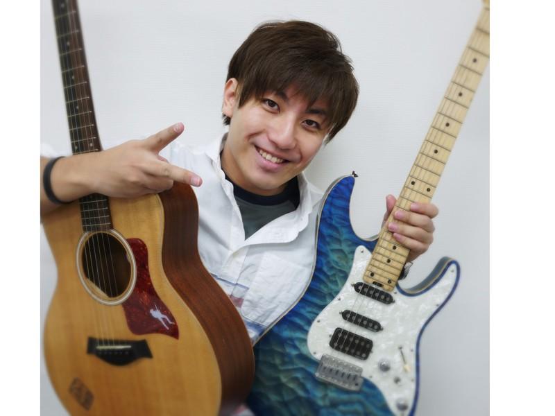 ★入門ギター★おもしろ、楽しく、ジャーンと弾こう♪の画像