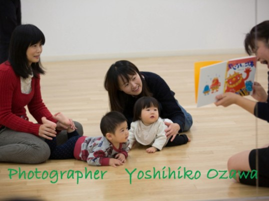 親子であそぼ!Babyちゃんからの心と言葉を育てるクラスの画像